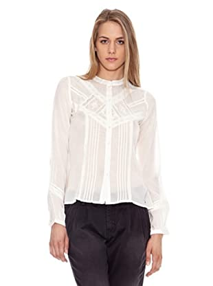 Pepe Jeans London Bluse Neilin (Weiß)