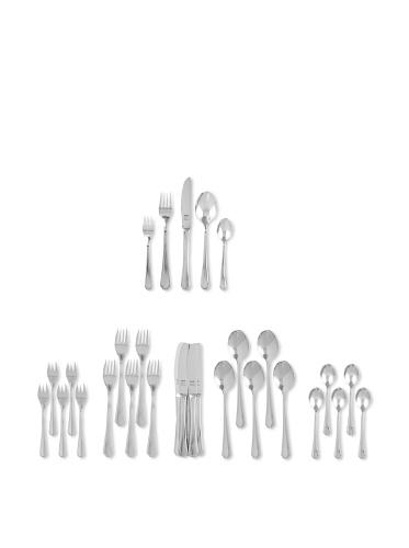 Fissler 30-Piece Córdoba Flatware Set (Silver)