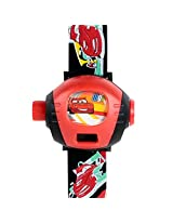 Disney Cars Kids Digital Projector Watch - Red