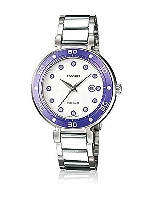 Casio Reloj con movimiento cuarzo japonés Woman LTP-1329D-6EVDF 34.0 mm