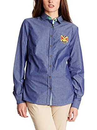 POLO CLUB Camisa Mujer Gentleman Horse Jeans