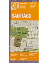 Santiago (City Map)