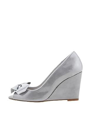 Renatta Zapatos Peep Toe Cuña