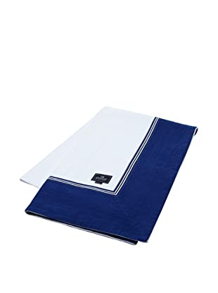 Lexington Company Colcha Ribbon (Azul / Blanco)