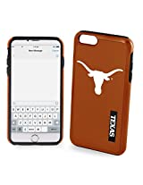 NCAA Texas IPhone 6 Dual Hybrid Case (2 Piece), Orange
