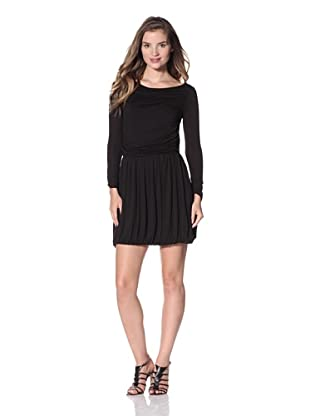 Leota Women's Bubble Dress (Black)