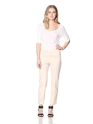 Cacharel Women's Trousers (Sable-Beige)
