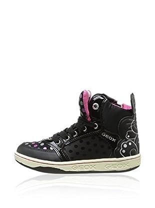 Geox Hightop Sneaker Jr Mania Girl