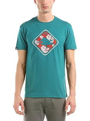 Hot Buttered Camiseta Manga Corta Maui
