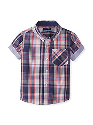 Andy & Evan Boy's Nothing Else Madras: Shirtzie/Shirt