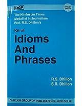 Kit of Idioms & Phrases