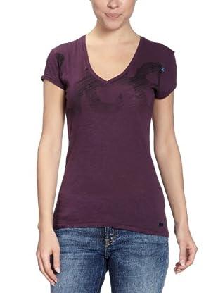Lee Camiseta Printed (Púrpura)