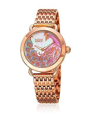 Bürgi Uhr mit japanischem Quarzuhrwerk Woman BUR174RG 36 mm
