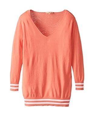 Kier & J Women's V-Neck Sweater