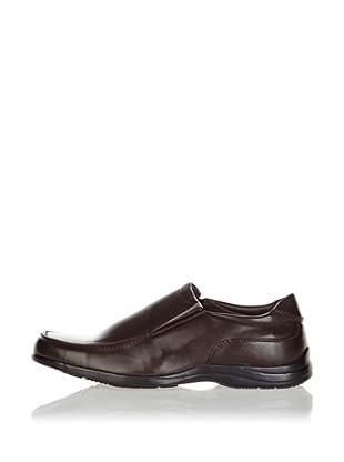 Galax Zapatos Theo (Marrón Oscuro)