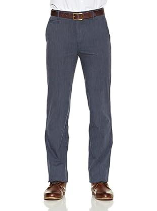 Dockers Pantalón Recto Drop Pocket (Azul)