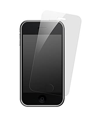 Quadocta Displayschutzfolie Crystal iPhone 3/3G (transparent)