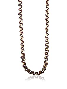 Kara Ross Python Corded Link Necklace