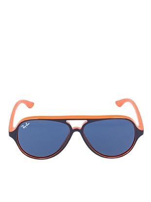 Ray Ban Sonnenbrille Junior 9049S schwarz
