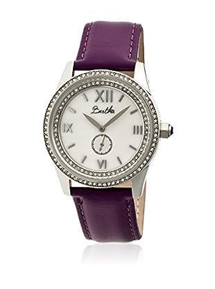 Bertha Uhr mit Japanischem Quarzuhrwerk Emma violett 42 mm