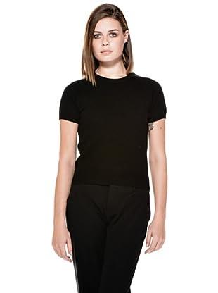 Stefanel Shirt (Schwarz)