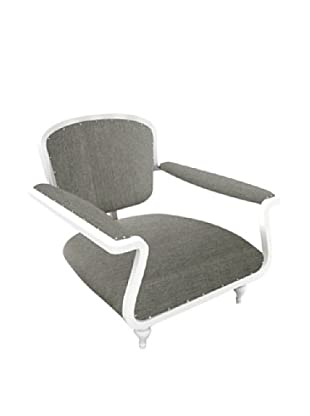 Grange Paris Armchair, White