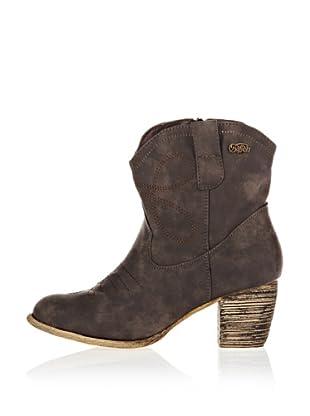Buffalo Girl 239547 CS AYYB PU 130533 - Botas fashion para mujer (Marrón)