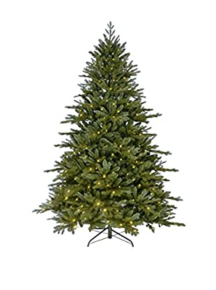 Kurt Adler 7' LED Pre-Lit Green Tree