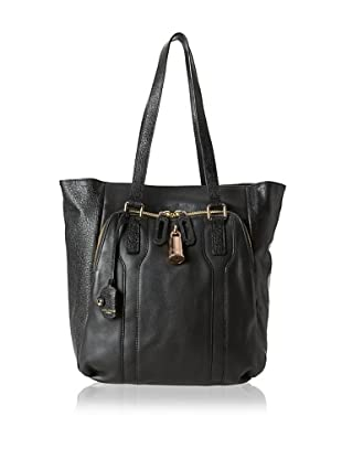 Olivia Harris Women's Kraven Tote, Black, One Size