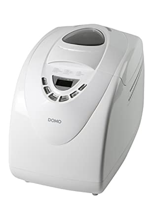 Domo B3970, Blanco, 600 W - Máquina de hacer pan (Importado de Francia)