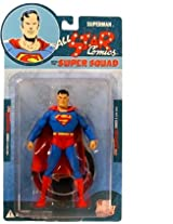 Reactivated! Series 4: Super Squad: Superman Action Figure