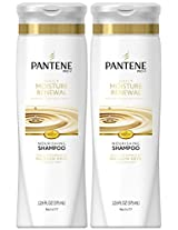 Pro-V Daily Moisture Renewal Shampoo Value Pack of 2