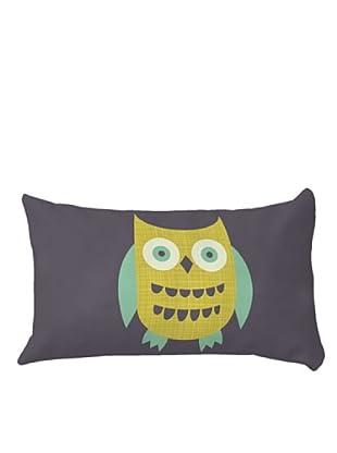 Little W Cojín Owls (Multicolor)