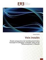Voix Inou Es (Omn.Univ.Europ.)