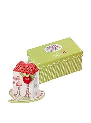 Rosso Regale Süßigkeiten Dose Placeholder, Candy Holder