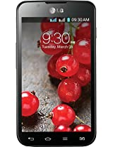 "Lg Optimus L7 Ii Dual Sim P715 Black (Factory Unlocked) 4.3"" IPS LCD , 4gb , 8mp Ship Worldwide"