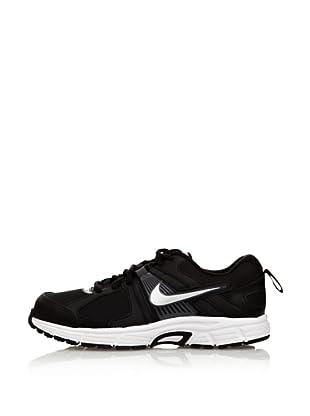 Nike Zapatillas Dart 10 (Gs / Ps) (Negro / Blanco)