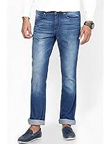 Blue Slim Fit Jeans(Millard) Wrangler