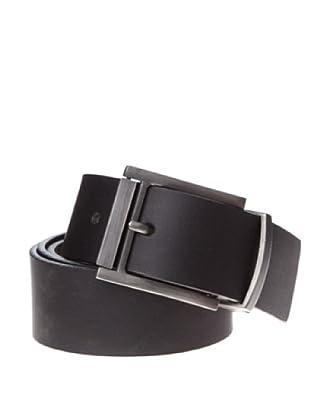 Springfield Cinturón Reversible Vestir Basico (negro)