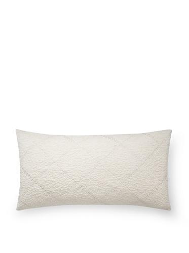Amity Home Wadley Trupunto Pillow Sham (Natural)