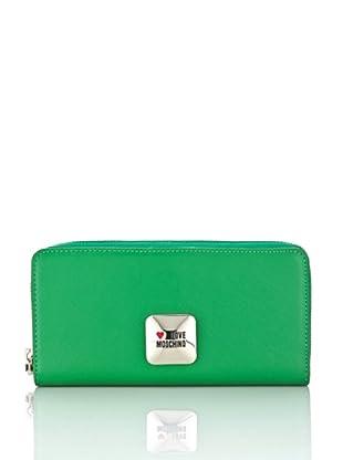Love Moschino Portafoglio (Verde)