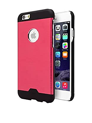 Unotec Hülle Metall iPhone 6/6S rot