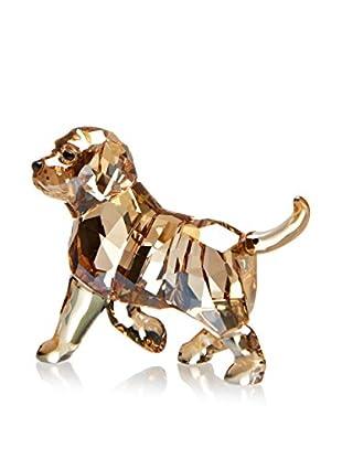 Swarovski Golden Retriever Figurine, Standing