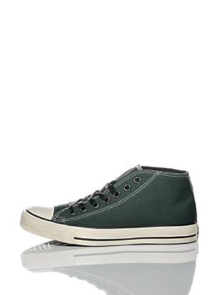 Converse Zapatillas All Star Clean (Verde Pino)