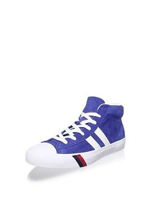 PRO-Keds Men's Royal Master Mid Fashion Sneaker (Blue)