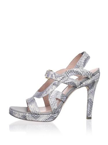 Rebecca Minkoff Women's Bless Sandal (Grey)