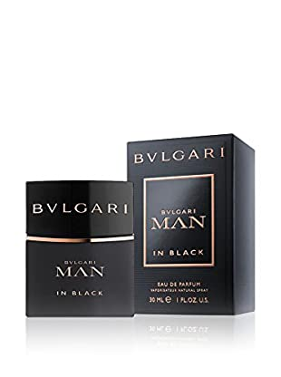 Bvlgari Eau De Parfum Hombre Man In Black 30 ml