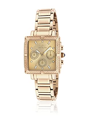Invicta Watch Reloj con movimiento cuarzo suizo Woman 14871 32.6 mm