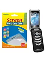 Amzer 82755 Kristal Clear Screen Protector for BlackBerry Pearl 8220