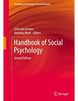 Handbook of Social Psychology (Handbooks of Sociology and Social Research)